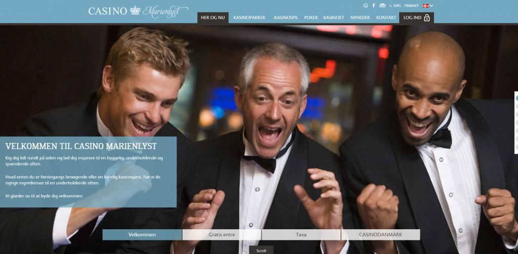 marienlyst casino kontakt